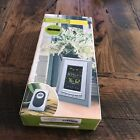 New Beacon Hill Indoor  Outdoor Wireless Digital Thermometer Weather Forecast