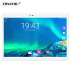 10 inch Tablet Google Android 7.0 3G Call LTE Octa Core 4GB RAM 32GB ROM IPS
