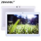 2018 New 10.1 inch Tablet PC Android 7.0 3G Phone call octa core RAM 4GB/32GB