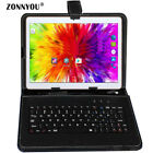 10/1 inches Tablet PC Android 7.0 3G Call Octa -Core 4GB Ram 32GB Rom Built-in