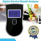 Portable LCD Digital Breath Alcohol Tester Breathalyser Police Detector Test MU