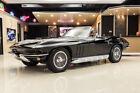 Chevrolet Corvette Convertible Corvette! # Matching 327ci / 300hp V8, Automatic, 2 Tops, 1 of 11 Black / Silver