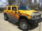2003 Hummer H2  2003 HUMMER H2 SHOW CAR HOT ROD SUPERCHARGED MANY CUSTOM FEATURES