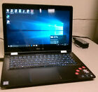 Laptop Lenovo Flex 3 1480 as is for parts 2.3 gHz 8 gb 160 gb Windows 10