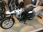 2011 BMW F-Series  motorcycle 2011 BMW F650GS