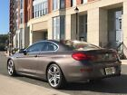 2012 BMW 6-Series  2012 BMW 6-Series 650i xDrive LOW miles mint condition fully loaded