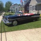 1957 Chevrolet Belair convertable  Classic Car 1957 Chevrolt Bel Air Convertable