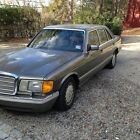 1987 Mercedes-Benz 400-Series  1986 MERCEDES-BENZ 420 SEL 400 series 1 owner w/papers