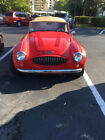 1967 Austin Healey 3000  ebring MX by Classic Roadsters