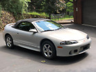 1999 Mitsubishi Eclipse GST Spyder 1999 Eclipse GST Spyder turbo 2G convertible nice as you will find adult owned