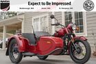 2017 Ural Retro Classic Maroon Custom Maroon Ural Retro at AlphaCars & Ural of New England