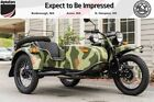 2017 Ural Gear Up 2WD Woodland Custom Woodland Camouflage Ural Gear Up at AlphaCars & Ural of New England (NH)