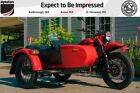 2018 Ural cT Red Grenadier Red Grenadier Ural cT at AlphaCars & Ural of New England