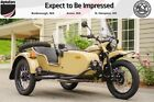 2018 Ural Gear Up 2WD Sahara Custom ahara Ural Gear Up at AlphaCars & Ural of New England