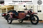 2018 Ural Gear Up 2WD Burgundy Satin Classic Burgundy Satin Ural Gear Up at AlphaCars & Ural of New England