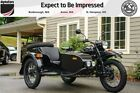2018 Ural Gear Up 2WD Black Flat Classic Black Flat Ural Gear Up at AlphaCars & Ural of New England