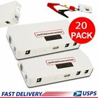 20 PCS 12V Portable Power Charger Car Battery Booster Jump Vehicle Power Bank FY