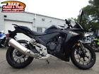 CBR -- 2014 Honda® CBR500R    Black