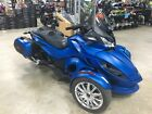 2015 Can-Am ST LIMITED  BRAND NEW 15 2015 Can-Am Spyder ST Limited - 5 Speed Semi-Automatic (SE5) BLUE