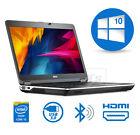 """Dell Latitude 14"""" Laptop E6440 i5 4300M 2.6Ghz 8GB 500GB Webcam HDMI Win 10 64"""