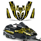 Arctic Cat Sno Pro 120 Sled Wrap Snowmobile Decal Graphics Kit 2009-2013 HAVOC Y