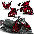 Arctic Cat Sno Pro 500 Sled Wrap Snowmobile Decal Graphics Kit 2012-2016 HAVOC R