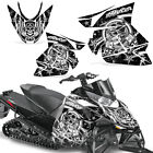 Arctic Cat Sno Pro 500 Sled Wrap Snowmobile Decal Graphics Kit 2012-2016 HAVOC W