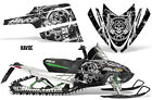 Decal Graphic Kit Arctic Cat M Series AC Crossfire Sled Snowmobile Wrap HAVOC W