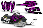 Arctic Cat Firecat Sabercat F5,F6,F7 Graphics Kit Snowmobile Sled Wrap HAVOC P