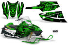 Arctic Cat Firecat Sabercat F5,F6,F7 Graphics Kit Snowmobile Sled Wrap HAVOC G