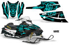Arctic Cat Firecat Sabercat F5,F6,F7 Graphics Kit Snowmobile Sled Wrap HAVOC M