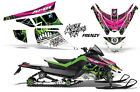 Arctic Cat Z1 Turbo Sticker Wrap Snowmobile Graphic Kit Sled Decals 06-12 FRENZY