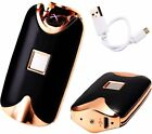 Dual Arc Electric USB Lighter Rechargeable Plasma Windproof Flameless Lighter #4