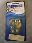 NOS Perko 70-DP2-CLR (2) Pair 32V 10W Bulbs 70DP2CLR Marine Boat  B