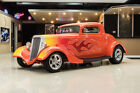 Ford 3-Window Coupe Street Rod Ford 3-Window Coupe, Street Rod! 350ci V8, TH350 Automatic, A/C & Heat, Disc, PW