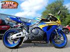 CBR -- 2006 Honda® CBR® 1000RR    Blue / Yellow