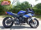 2013 FZ6R -- 2013 Yamaha FZ6R    Blue