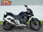 2013 CB -- 2013 Honda® CB500F    Black
