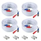 ANNKE (4) 30M/ 100ft All-in-One BNC Video Power Cables, BNC Exte... No Sales Tax