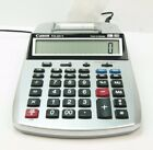 Canon Printing Calculator P23-DHV 12 Digits Large Desktop LCD Display High Speed