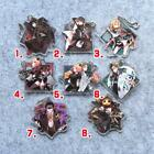 T1481 Anime Angels of Death  acrylic Keychain Key Ring Rare Straps Cosplay