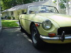 1970 MG MGB  1970 mg mgb roadster convertible