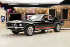 Ford Mustang Fastback GT R-Code 428CJ Rotisserie Built, GT, R-Code! Ford 428CJ V8, Toploader 4-Speed, Original Colors!
