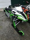 2016 artic cat zr8000 sno pro only  400 miles-  bought as leftover