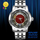 1976 Lincoln Continental wheel Sport Metal Watch