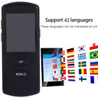 7B3D WIFI 42Languages Multifunctional Handheld Smart Voice Translator Real Time