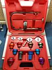 Astro Pneumatics #7858 - Professional Universal Radiator Cap Pressure Tester Kit