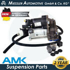 Jaguar XJ-Series X351 AMK Air Suspension Compressor W/Isolators & Filter C2D5825