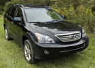 2008 Lexus RX Base + Navigation + AWD + Towing package RX-400h Hybrid AWD Leather Navigation Camera Cold Weather Mats Tow