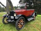 1922 Willys Model 4 Touring 1922 Willys Overland Model 4A Touring